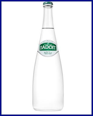 Agua Badoit con gas 75cl