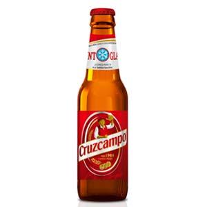 Cruzcampo -Distribuidora de refrescos y cervezas en Sevilla | Dibegil Hermanos s.l.l.